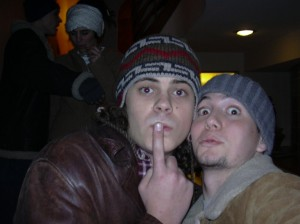 Spencer and Jackson Rathbone♥