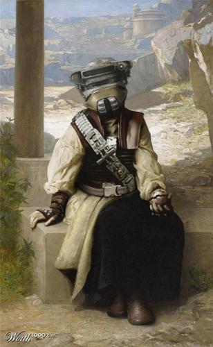 Star Wars- Masterpiece: Boushh