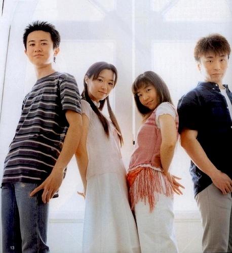 Sugita Tomokazu + Rie Tanaka + Motoko Kumai +Seki Tomokazu