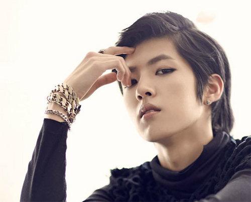 Sungyeol - teaser picha for repackaged album