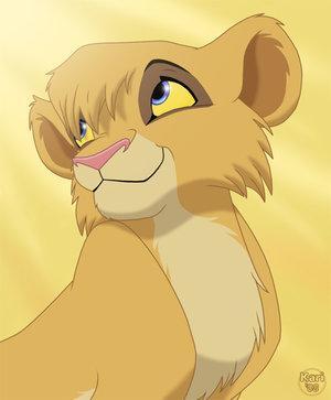 Lion King Vitani Lesbian Fucks an OC Lioness  Pornhubcom