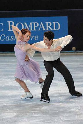 TEB 2006 dance practice