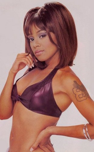 TLC (Music) wallpaper probably containing attractiveness, a bikini, and a brassiere titled TLC