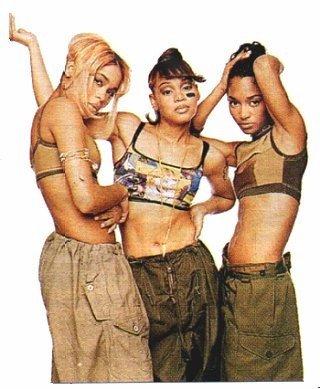 TLC (Music) wallpaper titled TLC