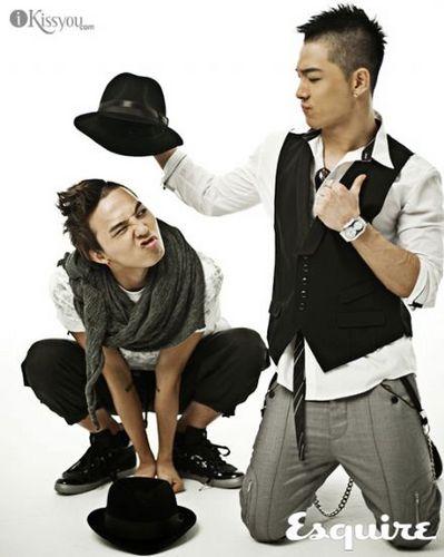 TaeYang & GD