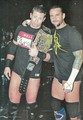 The Miz and CM Punk