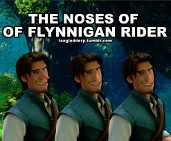 The Noses of Flynnigan Ryder!!!!!!!!!!!!!