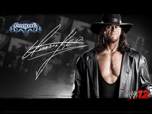 The Undertaker - WWE '12