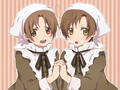 Too cute for words~ - hetalia-italy photo