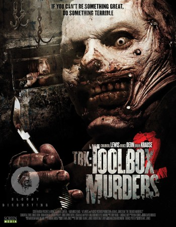 Horrorfilme Hintergrund containing Anime titled Tool Box Murders 2