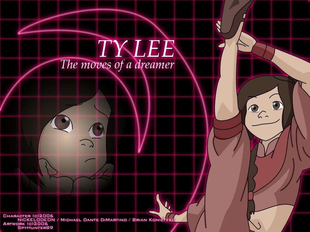 Ty Lee アバター 伝説の少年アン 壁紙 ファンポップ