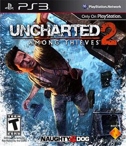 Uncharted 2 box