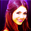 Victoria Justice photo with a portrait entitled Victoria