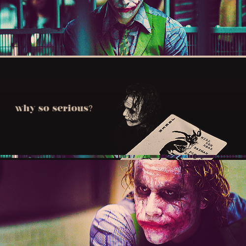 The Joker wallpaper possibly with a newspaper and anime titled Why so serious?