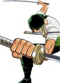 Zoro - one-piece photo