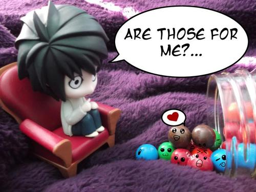 adorable...yes all the candies of the world are yours