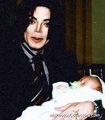 christening - michael-jackson photo