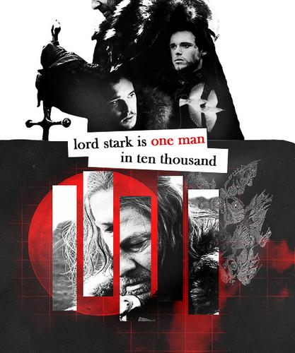 Ned, Robb & Jon