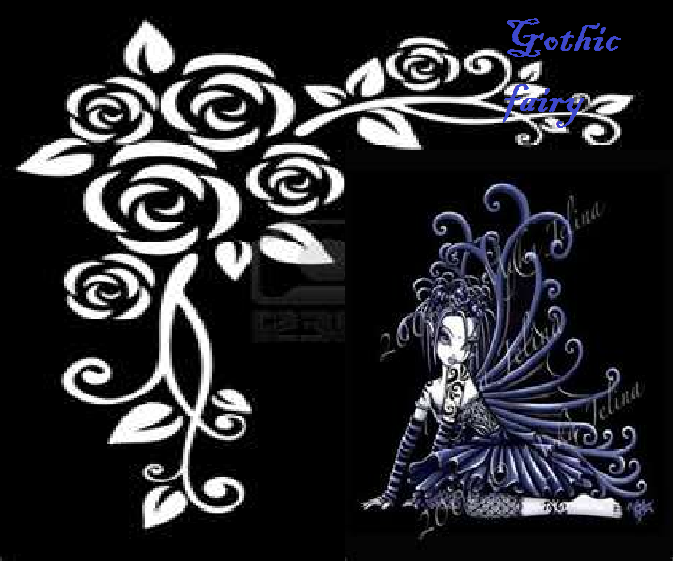 Готика fairy