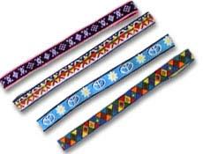 hippie head bands