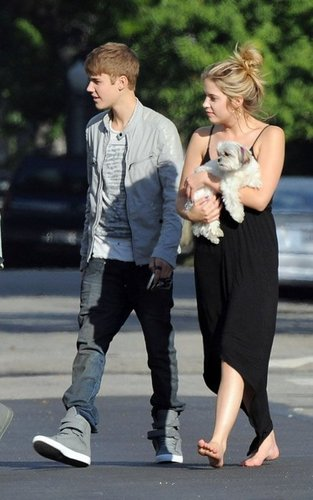 justin and Ashley Benson :)