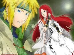 kushina and yondaime