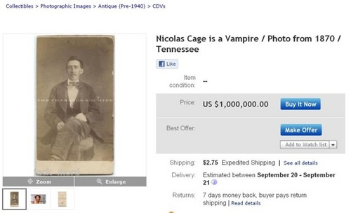 nicholas cage pic from ebay