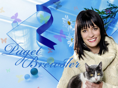 paget brewster pic