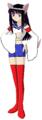 sailor mew reiko - chrie%E2%99%A5 fan art