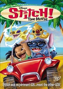stitch the movie!
