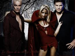 spike,buffy,angel
