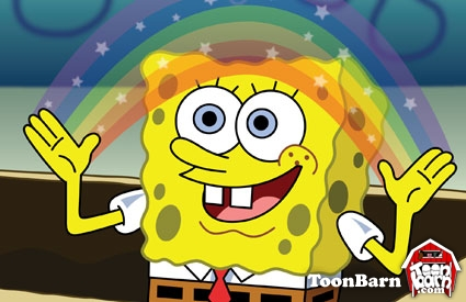 sponge!