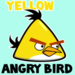yellow angry birds - angry-birds icon