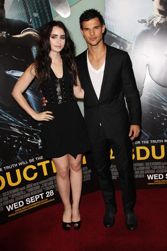 'Abduction' UK Premiere