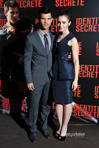 'Secret Identity' (Abduction) Paris Premiere