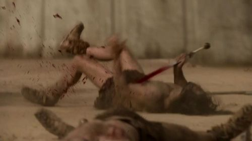 1x07 - Great and Unfortunate Things - spartacus-blood-and-sand Screencap