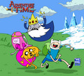Adventure Time By Vini