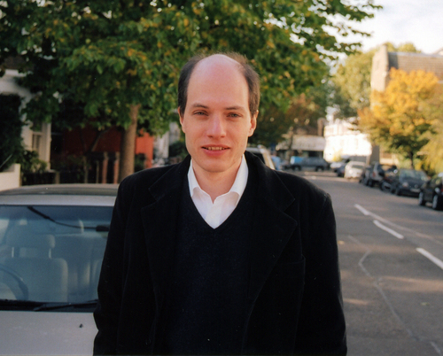 Alain de Botton - alain-de-botton Photo