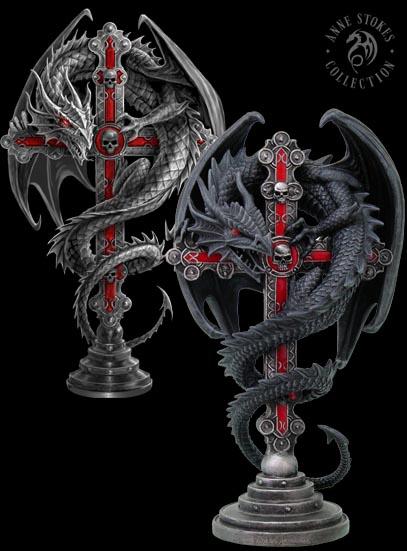 Altar Drake Sculpture
