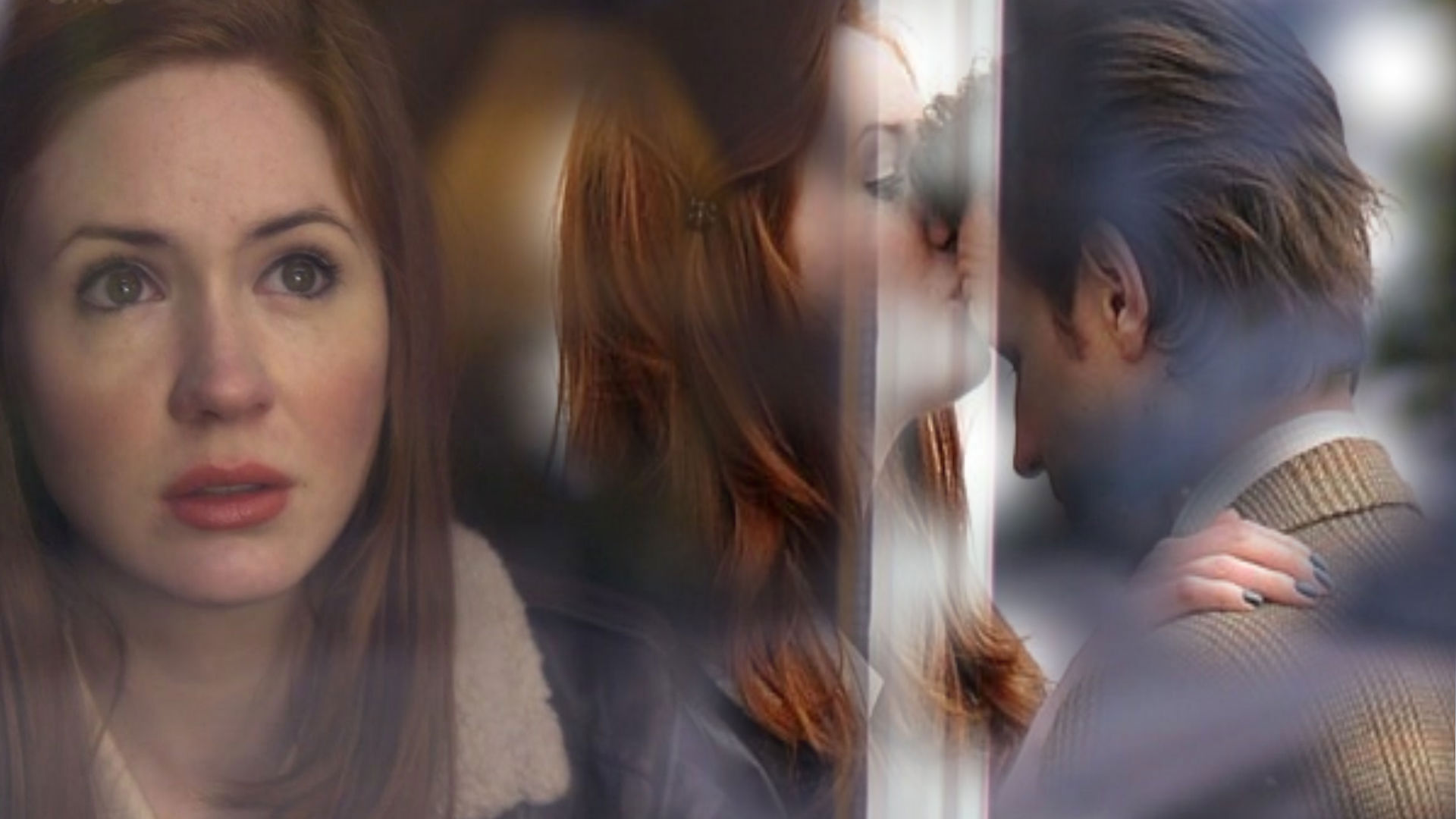 Amy's last good memorie of her and the doctor