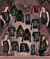 Anne Stokes Collection Shirts