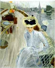 Aristocrat Lady
