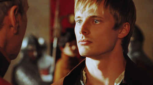 Arthur Pendragon - Not In The Least Bit Attractive