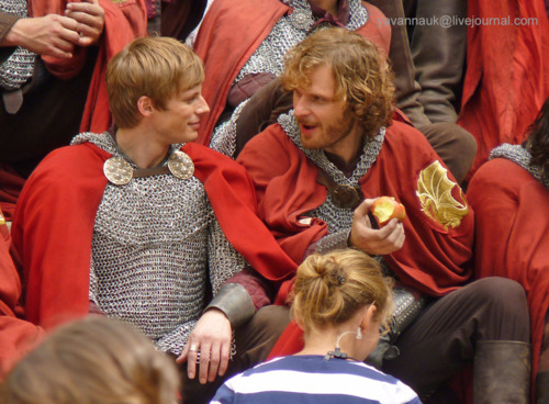 Arthur and Leon: Noble Gossip
