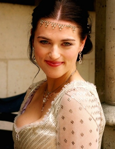 As Lady Morgana
