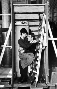 Audrey Hepburn & Peter O'Toole