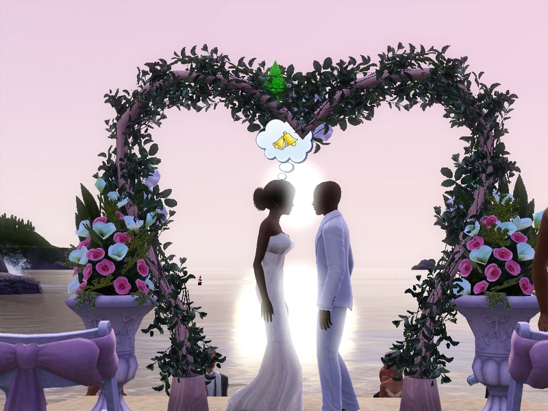 Beloved Blog Sims 3 Wedding Decorations