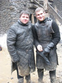 John Bradley & Mark Stanley - game-of-thrones photo