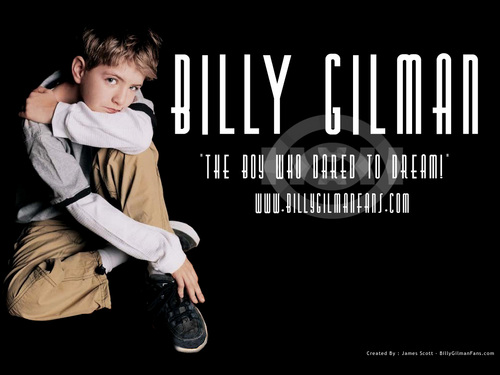Billy Gilman wallpaper probably with a sign entitled Billy Gilman