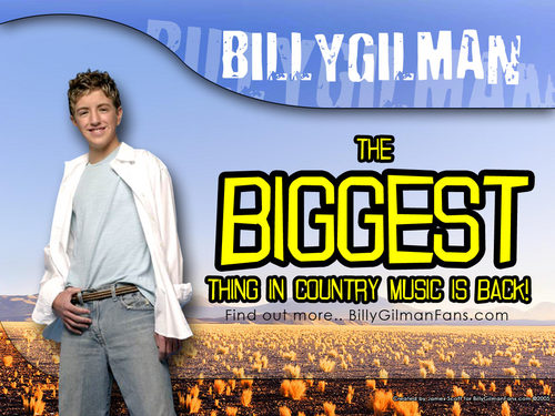 Billy Gilman wallpaper possibly with a sign and a street called Billy Gilman